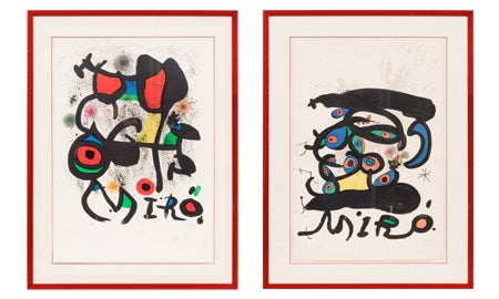 Joan Miró & More
