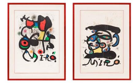 Joan Miró & More
