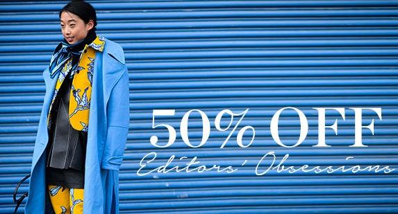 50% Off Editors' Obsessions