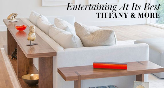 Entertaining At Its Best: Tiffany & More