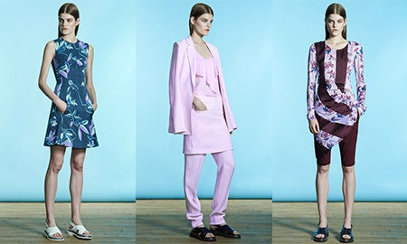 The Contemporary Edit: Resort Style