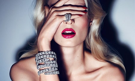 Nighttime Mystique: Dramatic Jewels