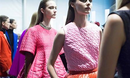 Christian Dior + Lanvin