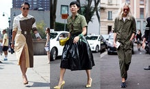 How To Wear: Spring's Military Trend