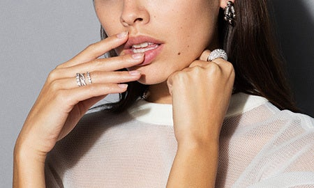 All That Glitters: Diamond Jewelry