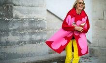 PFW Street Style: Carlyne Cerf de Dudzeele