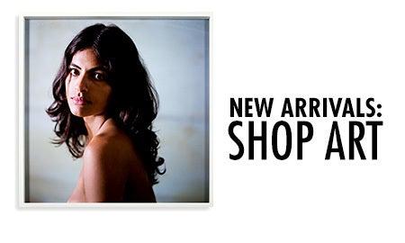New Arrivals: Shop Art