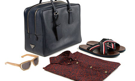 Jet Set: Men's Travel Essentials
