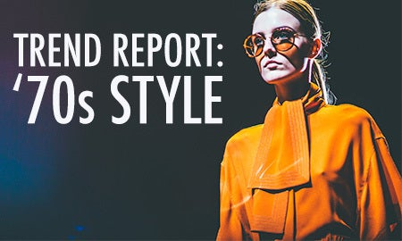 Trend Report: '70s Style