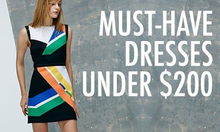Must-Have Dresses Under $200