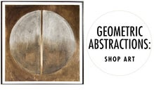 Geometric Abstractions: Shop Art