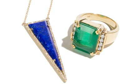 Fine Edge: Cool-Meets-Classic Jewelry