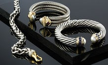 Silver Streak: David Yurman & More