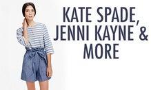 Kate Spade New York, Jenni Kayne & More