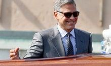 Men's Style Icon: George Clooney