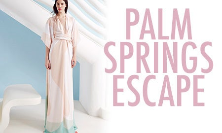 Palm Springs Escape