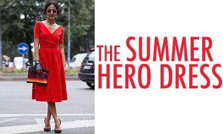 The Summer Hero Dress