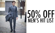 50% Off Men's Hit List