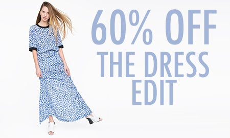 60% Off The Dress Edit