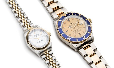 Watch Focus: Rolex & More