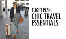 Flight Plan: Chic Travel Essentials