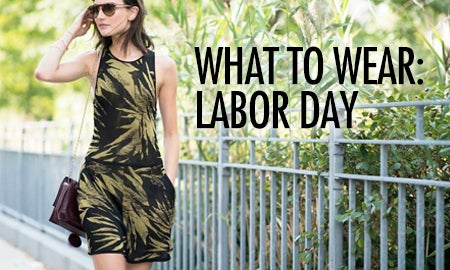 What To Wear: Labor Day