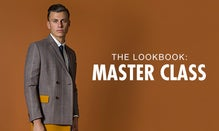 The Men's Fall Lookbook: Master Class