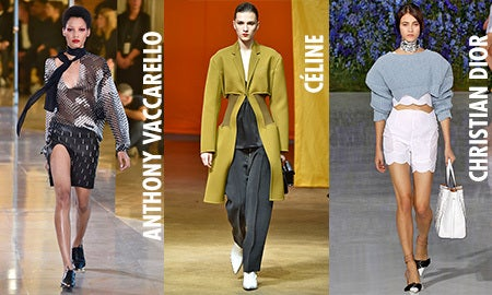 Best Of Paris Fashion Week: Runway Favorites