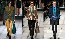 London Calling: Men's Burberry, Paul Smith & More