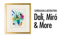 Surrealism & Abstraction: Dalí, Miró & More