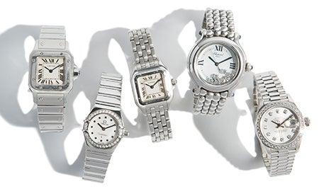 Women's Watches: Rolex & More