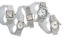 Women's Watches: Rolex & More