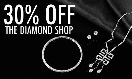 30% Off The Diamond Shop