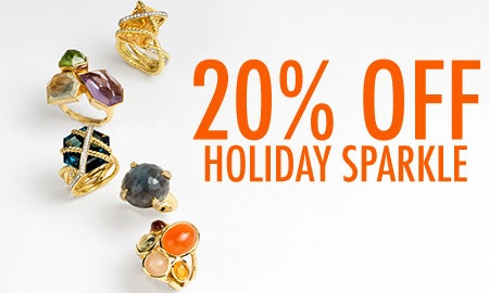 20% Off Holiday Sparkle