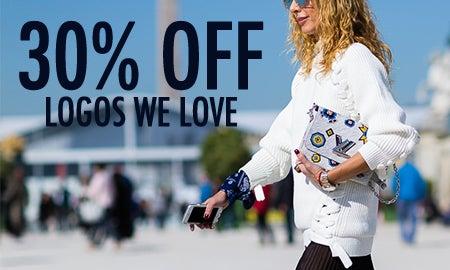 30% Off Logos We Love