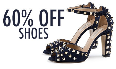 60% Off Shoes