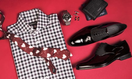 Valentine's Day Style: The Men's Guide
