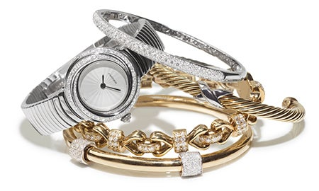 Editors' Picks: Fine Jewelry & Watches