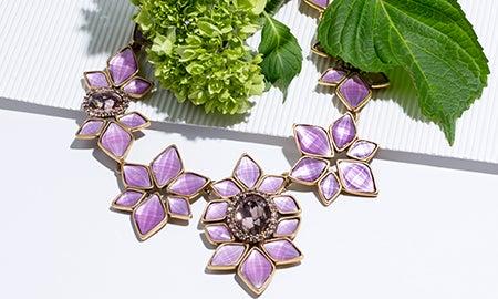 Valentine's Day Jewelry: Bold Bijoux