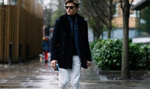 Street Smart: The Men's Street Style Edit