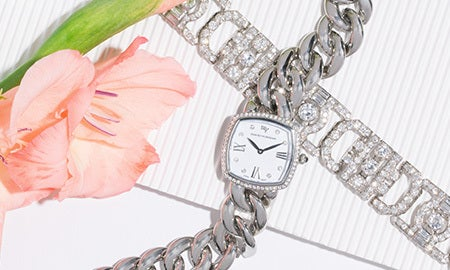 Valentine's Day Sparkle: Dazzling Diamonds