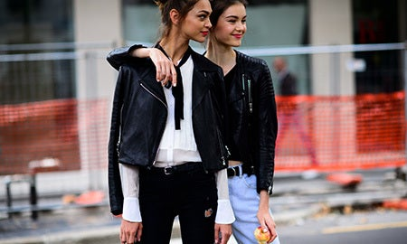 Off-Duty Cool: Inspired By The Models Of NYFW