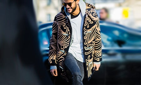 Laid-Back Luxe: Men's Weekend Style