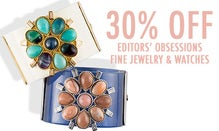 30% Off Editors' Obsessions: Fine Jewelry