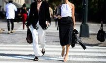 Street Style ID: Get The Minimalist Look