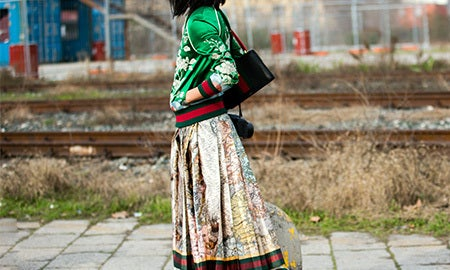 Street Style ID: Get The Maximalist Look