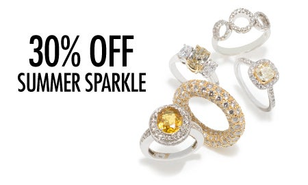 30% Off Summer Sparkle