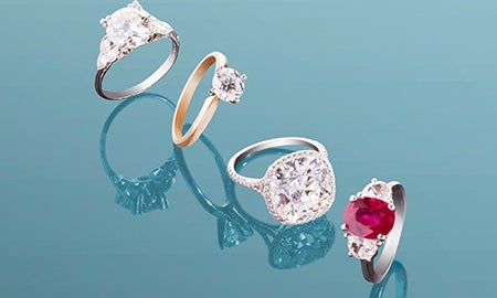 Engagement Rings: For Every Bride's Style