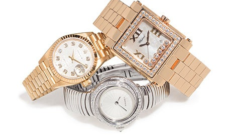 Time Out: Watches for Work & Play
