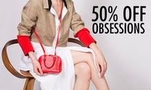 50% Off Obsessions